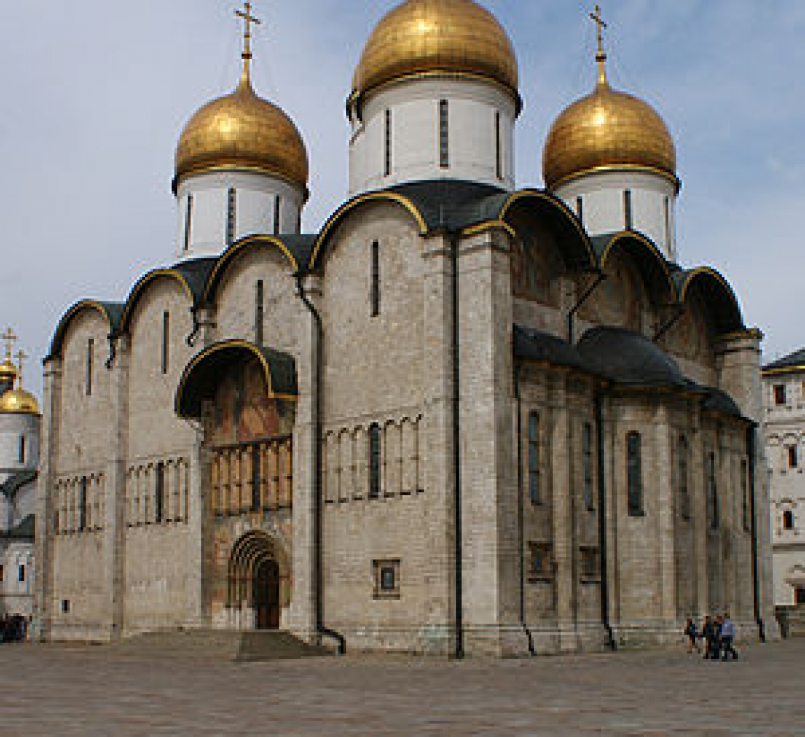 300px-Dormition_Cathedral,_Moscow